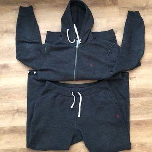 Polo sweatsuit